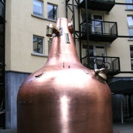 IDL Copper Kettle Restoration Dublin